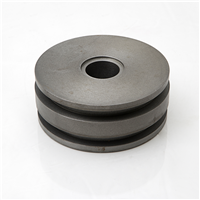 Ductile Cast Iron Piston for a 2 in Bore Cylinder
